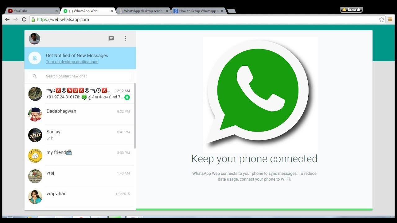 For whatsapp application pc download WhatsApp 2.2126.15